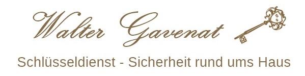 Walter Gavenat – Schlüsseldienst in Peine Logo